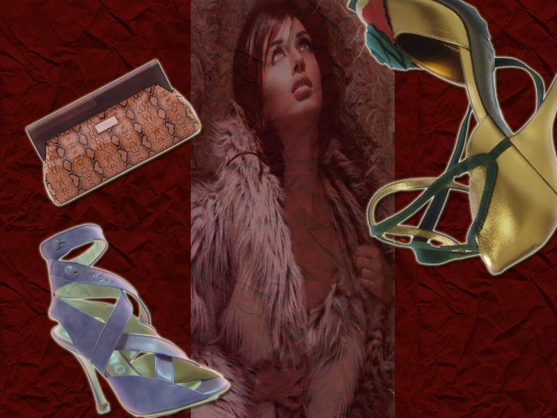 Noaptea dau bine pantofii glamour. Indrazneste si tu!