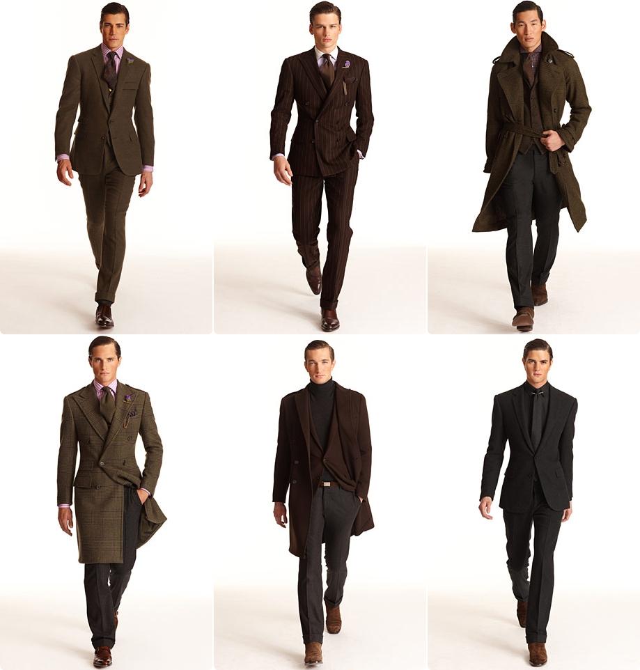 Ce costume pentru barbati se poarta in 2011