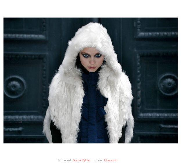 4 tipuri de femei care adora haine de blana