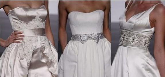 Ce rochii de mireasa se poarta in 2010