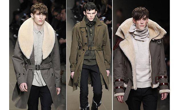 Moda barbati iarna 2010-2011