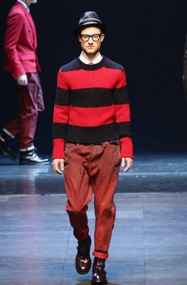 Moda de toamna 2011 la barbati. Vezi ultimele tendinte