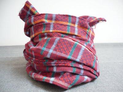 Toamna esarfelor handmade