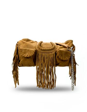 Trend de primavara: geanta cu franjuri