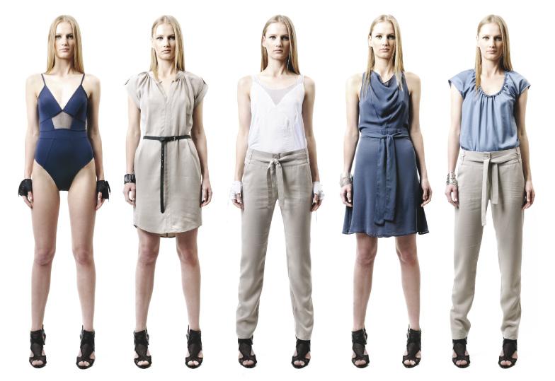 Stil minimalist si texturi naturale sau cum arata moda la Israel