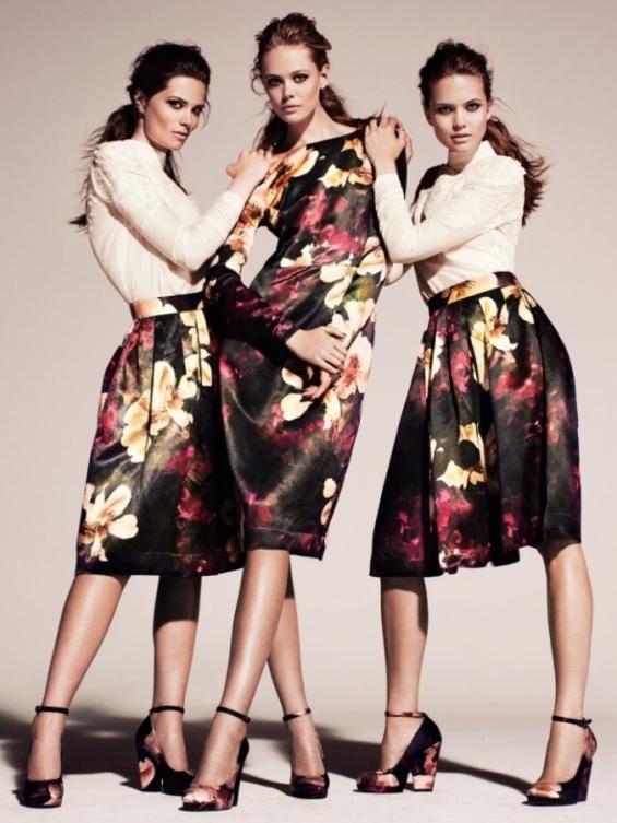 Noua colectie H&M de toamna. Acum in versiunea eco-friendly