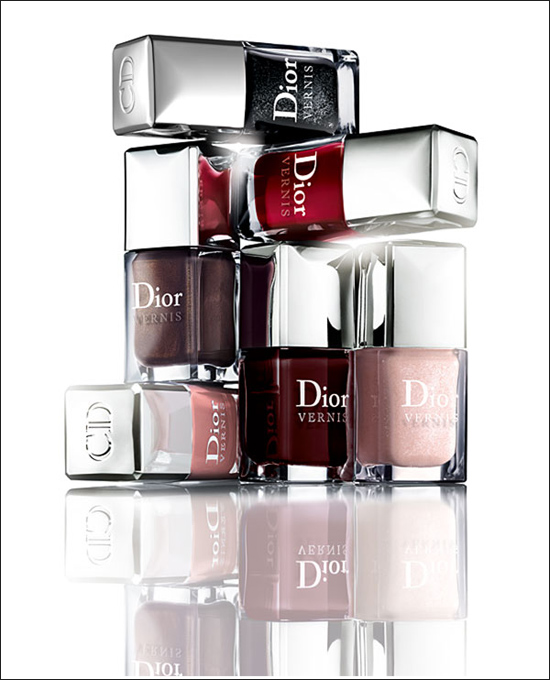Culorile toamnei 2011. Colectia de lacuri de unghii by Dior