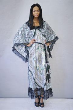 Colectia sezonului, marca Anna Sui
