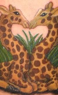 Tatuaje din dragoste