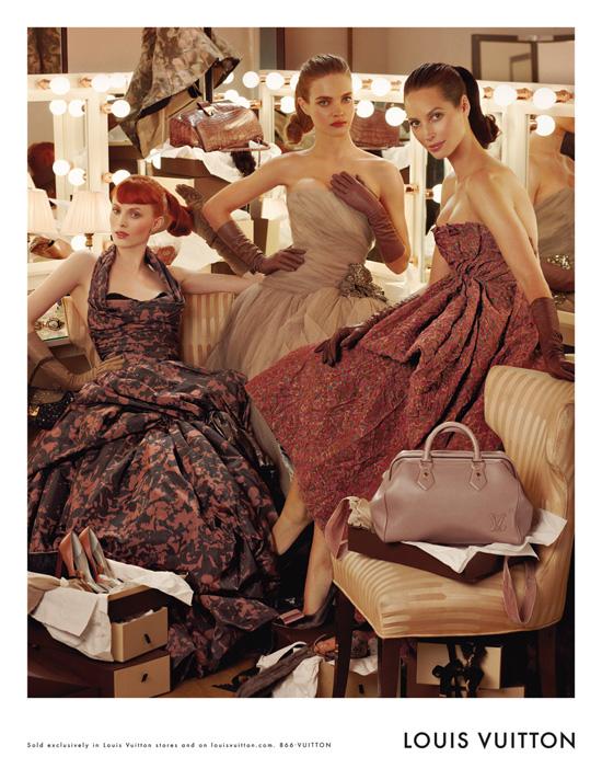 Noua campanie publicitara Louis Vuitton