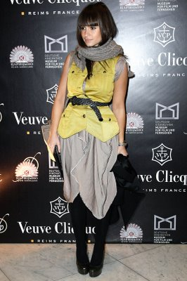 Mira Duma, fashion icon si fashion editor