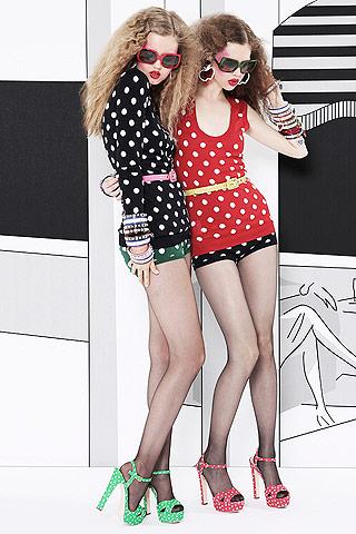 Moda pentru tinere: nebunie de buline