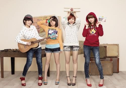 Moda pentru adolescenti 2011 via Coreea