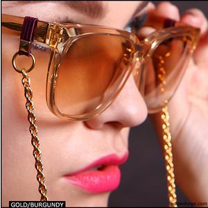 Accesorii vintage 2011 – ochelari de soare cu lant