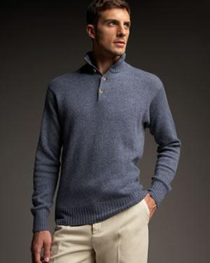 Editor's pick: pulovere din casmir pentru barbati