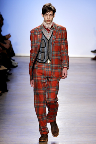 Moda barbati toamna-iarna 2011, de la college boy la dandy urban