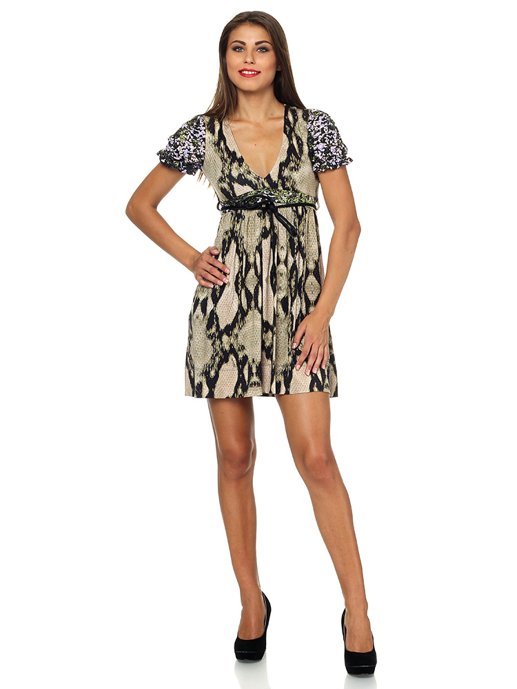 Rochie Just Cavalli Animal Print