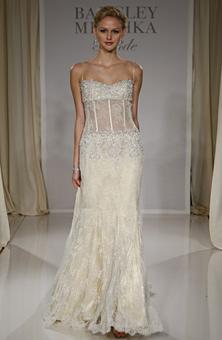 Ce aduce nou 2010 – rochii de mireasa din dantela