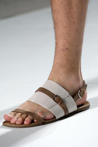 Sandale pentru barbati de la Hermes