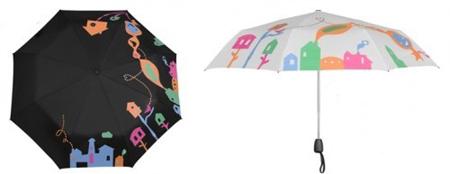 Hot trend: umbrela cameleon